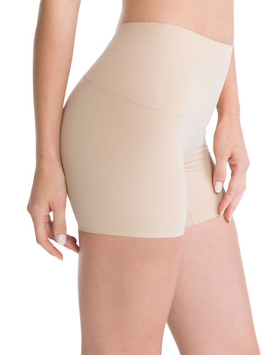 Spanx Shape My Day Girl Short-NUDE-Medium