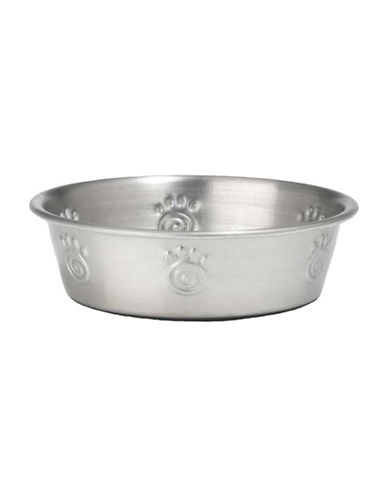 Petrageous Designs Cayman Classic Non-Skid Bowl-GREY-One Size