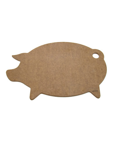 Epicurean Pig Nutmeg/Natural-NUTMEG-One Size