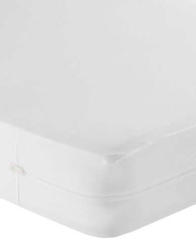 Cleanrest Pro Mattress Encasement-WHITE-Full