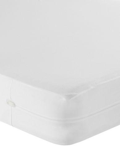 Cleanrest Pro Mattress Encasement-WHITE-Twin