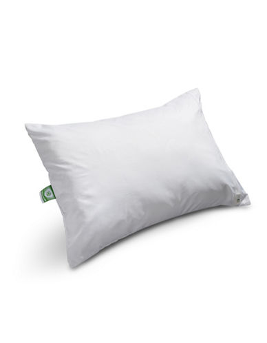 Cleanrest Simple Pillow Encasement-WHITE-Queen