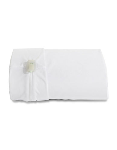 Cleanrest Zip-N-Click Mattress Encasement-WHITE-Twin