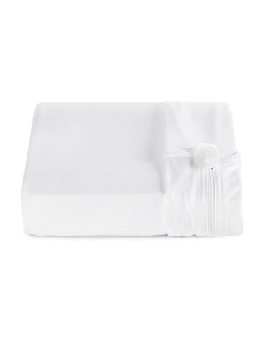 Cleanrest Box Spring Encasement-WHITE-Twin