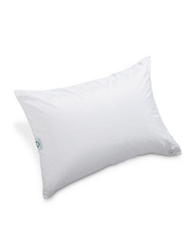 Cleanrest Healthy Pillow Encasement-WHITE-Queen
