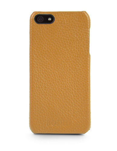 Bodhi Pebble Leather Bumper Case For iPhone 5 brown One Size
