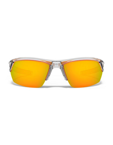 Under Armour Igniter 66mm Mirrored Sunglasses-CRYSTAL-One Size