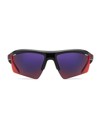 Under Armour Core 66mm Sunglasses-BLACK-One Size 88986108_BLACK_One Size