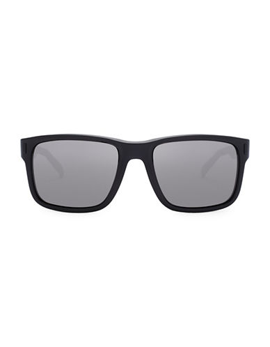 Under Armour Assist 55.5mm Sunglasses-BLACK-One Size