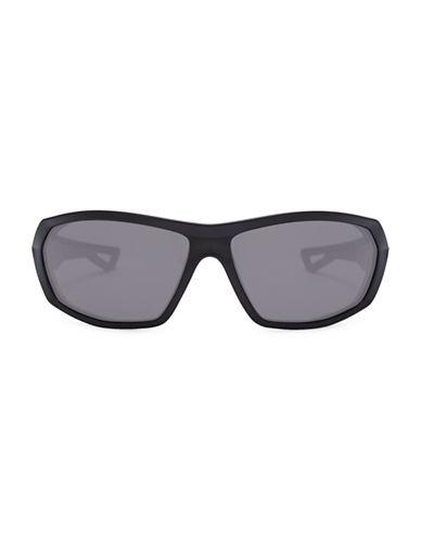 Under Armour Rage 63mm Sunglasses-BLACK-One Size