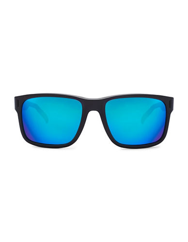 Under Armour Assist 55.5mm Sunglasses-BLUE-One Size