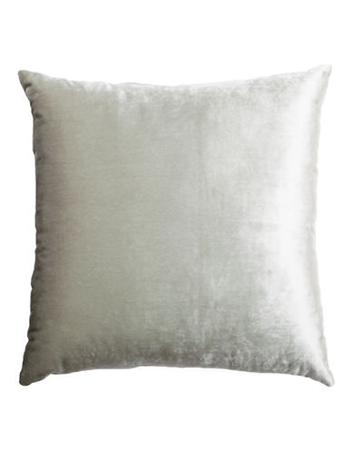 Glucksteinhome Henson Velvet Cushion-HAZE-20x20