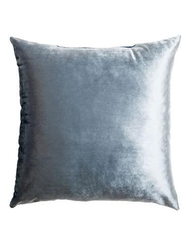 Glucksteinhome Henson Velvet Cushion-MIST-20x20