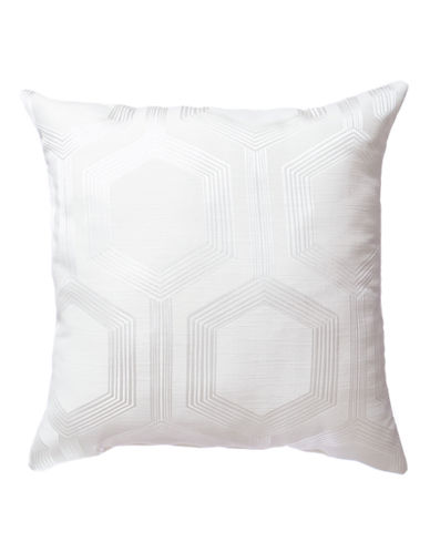 Home Outfitters Tribeca Decorative Cushion-CREAM-20x20