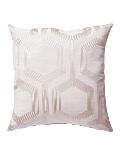 Home Outfitters Tribeca Decorative Cushion-TAUPE-20x20