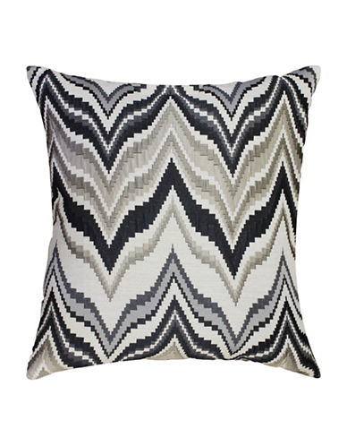 Softline London Feather Cushion-BEIGE-One Size