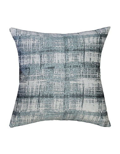 Softline Alderwood Feather Cushion-TURQUOISE-One Size