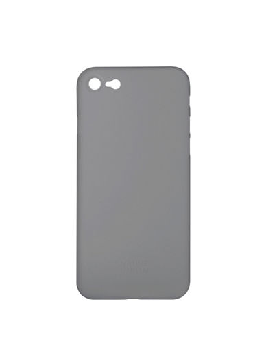 Native Union New Clic Air Antibacterial iPhone 7 Case-GREY-One Size