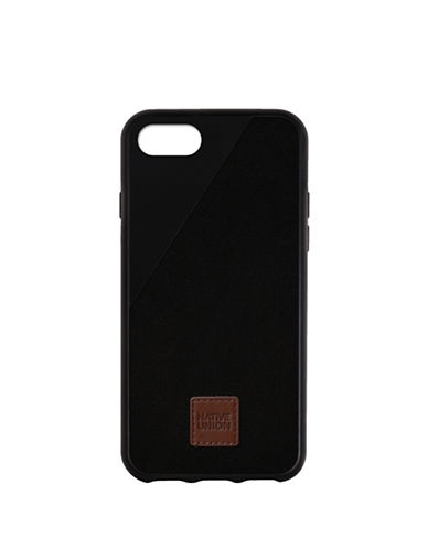 Native Union Clic 360 Canvas iPhone 7 Case-BLACK-One Size