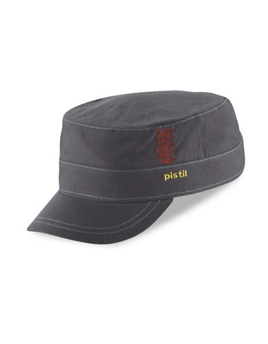 Pistil Cotton Ranger Military Hat-GRAPHITE-One Size