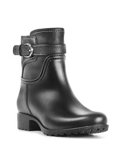 Dav Bowie Rain Boots-BLACK-10