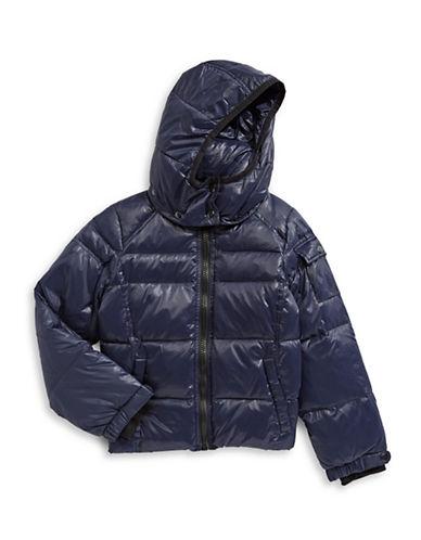 S13 Downhill Puffer Jacket-BLUE-2