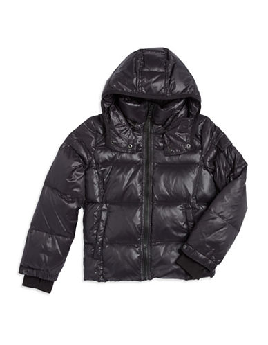 S13 Down Puffer Jacket-BLACK-8