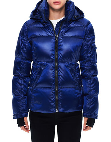 S13 Radiant Puffer Coat-SAPPHIRE-X-Small