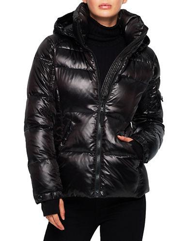 S13 Radiant Puffer Coat-BLACK-Medium