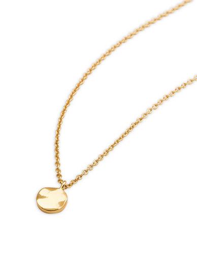 Gorjana Charm Adjustable Multi-Strands Necklace-GOLD-One Size