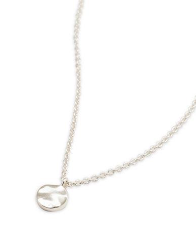 Gorjana Charm Adjustable Multi-Strands Necklace-SILVER-One Size