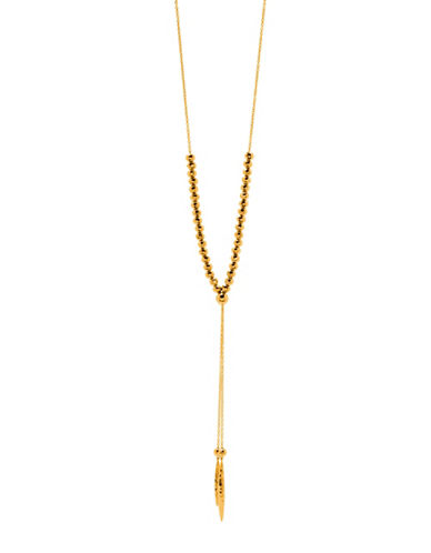 Gorjana Laguna 18K Goldplated Dagger Pendant Necklace-GOLD-One Size