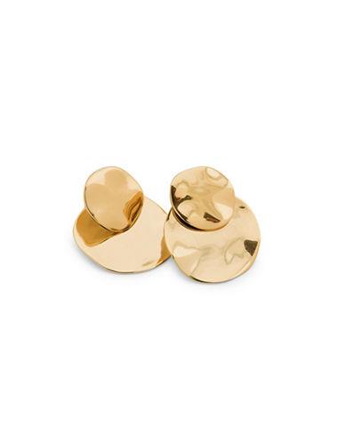 Gorjana Chloe Ear Jacket-GOLD-One Size