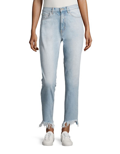 Mih Jeans Mimi Slim Jeans-BLUE-30