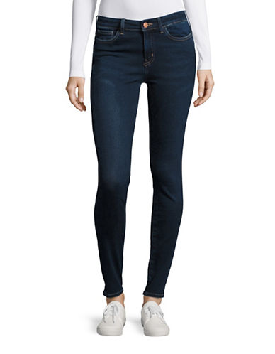 Mih Jeans Bodycon Skinny Jeans-BLUE-25