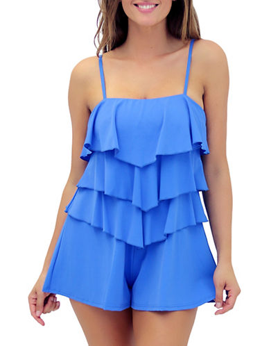 Fit 4 U Ruffled Swim Romper-CAPRI-16