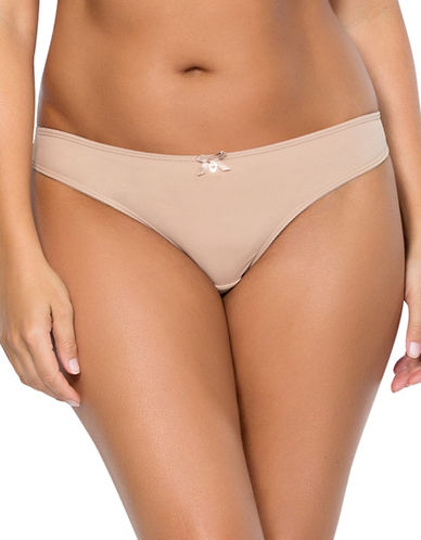 Parfait Jeanie Seamless Thong-NUDE-XX-Large