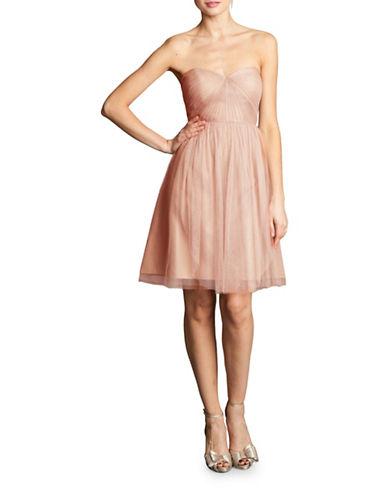 Jenny Yoo Wren Convertible Tulle Dress-CAMEO PINK-12
