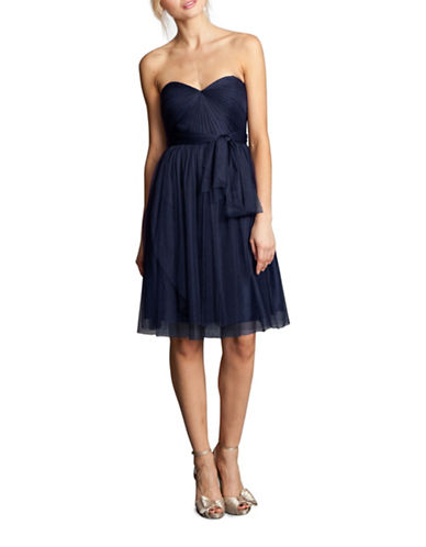 Jenny Yoo Wren Convertible Tulle Dress-NAVY-2