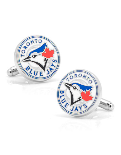 Cufflinks Inc. Toronto Blue Jays Cufflinks-BLUE-One Size