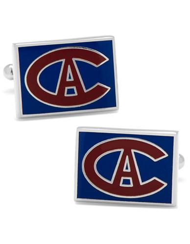 Cufflinks Inc. Vintage Montreal Canadiens Cufflinks-RED-One Size