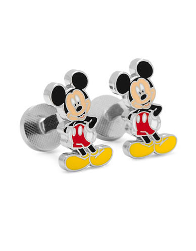 Cufflinks Inc. Mickey Mouse Cufflinks-RED-One Size