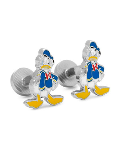 Cufflinks Inc. Donald Duck Cufflinks-BLUE-One Size