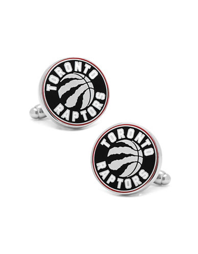 Cufflinks Inc. Toronto Raptors Cufflinks-BLACK-One Size