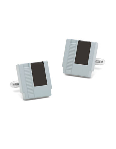 Cufflinks Inc. 3D Game Cartridge Cufflinks-GREY-One Size