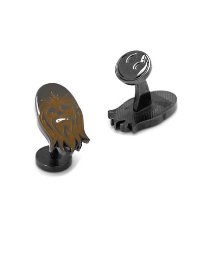 Cufflinks Inc. Chewbacca Grin Cuff Links-BROWN-One Size