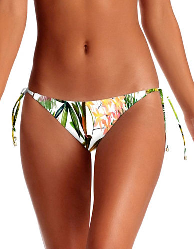 Vitamin A Tara Tie-Side Swim Briefs-GREY-10
