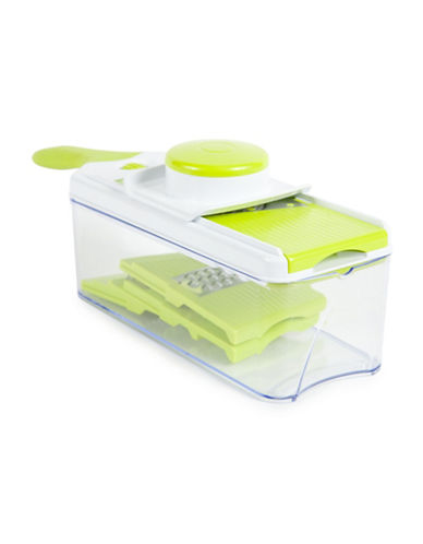 Core Home Stainless Steel Mandolin Slicer-LIME-One Size