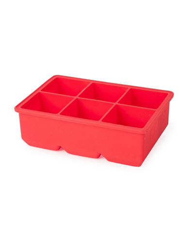 Core Home Large Ice Cube Tray-STRAWBERRY-One Size
