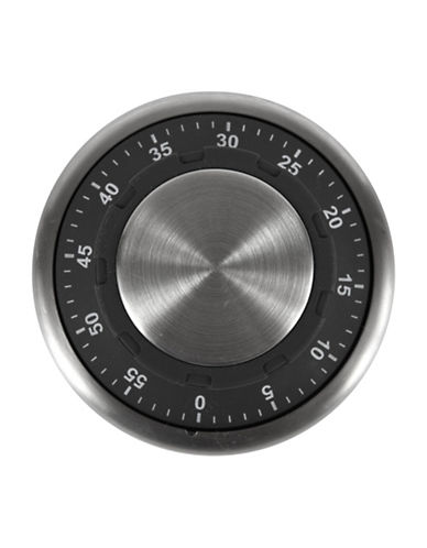 Core Home Stainless Steel Kitchen Timer-STAINLESS STEEL-One Size